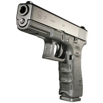 Glock 17 Double Action Pistol
