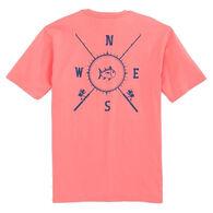 Southern Tide Men's Fishing Compass Short-Sleeve T-Shirt