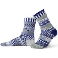 Solmate Socks Women's Glacier Crew Sock