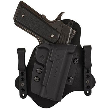 Comp-Tac Spartan IWB Kydex & Leather Holster - Right Hand