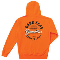 Grundens Men's Dark Seas Sea Level Hoodie