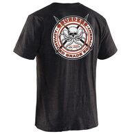 Grundens Men's Davy Jones Short-Sleeve Shirt