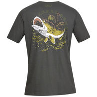 Under Armour Men's UA Vintage Walleye Short-Sleeve T-Shirt