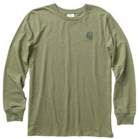 Carhartt Boy's Outdoors Long-Sleeve Shirt