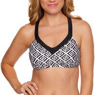 Sol Collective Women's Diamond Daze Swimsuit Top