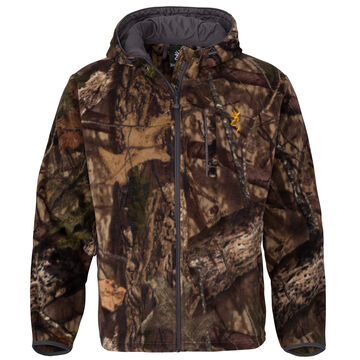 Browning Mens Wasatch-CB Fleece Jacket