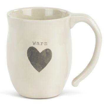DEMDACO Warm Heart Mug