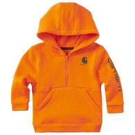 Carhartt Infant/Toddler Boy's Half Zip Sweatshirt