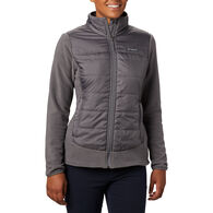 Columbia Women's Basin Butte Fleece Full-Zip Jacket