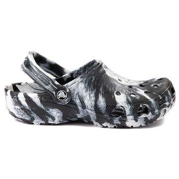 Crocs Womens Classic Marbled Clog