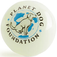 Planet Dog Orbee Tuff Glow for Good Ball Dog Toy