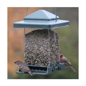 Audubon Vista Squirrel-Resist Bird Feeder