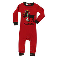 Lazy One Infant Moosletoe Union Suit
