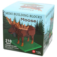 Impact Photographics Moose Mini Building Blocks