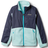 Columbia Girl's Benton Springs III Full-Zip Fleece Jacket