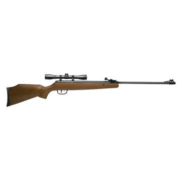 Crosman Optimus 22 Cal. Air Rifle w/ Scope