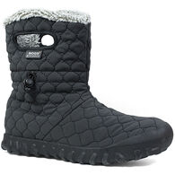 Bogs Women's Waterproof B-Moc Quilted Puff Winter Boot