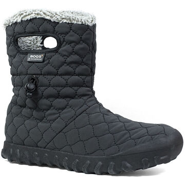 Bogs Womens Waterproof B-Moc Quilted Puff Winter Boot