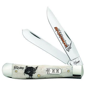 W.R. Case & Sons Trapper Turkey Folding Pocket Knife