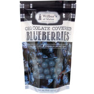 Wilbur's of Maine Chocolate Covered Blueberries - Resealable Pouch