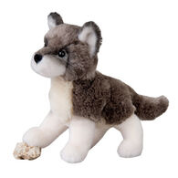 Douglas Company Plush Wolf - Ashes