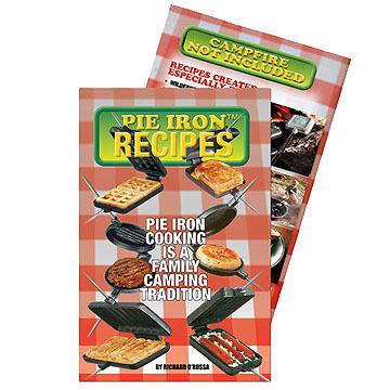 Rome Pie Iron Recipes by Richard ORussa