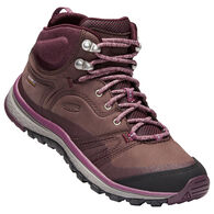 Keen Women's Terradora Leather Waterproof Mid Hiking Boot
