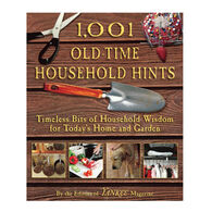 1,001 Old-Time Household Hints: Timeless Bits Of Household Wisdom For Today's Home And Garden By Editors Of Yankee Magazine