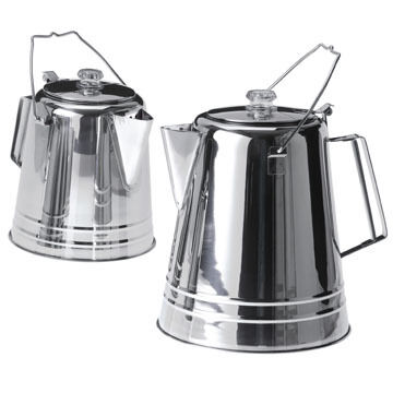 GSI Outdoors Glacier Stainless Percolator
