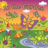 In the Garden Board Book by Robin Hunter-Reid