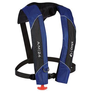 Onyx A/M-24 Automatic / Manual Inflatable Life Jacket PFD