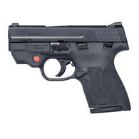 "Smith & Wesson M&P40 Shield M2.0 Integrated Crimson Trace Red Laser 40 S&W 3.1"" 6-Round Pistol"