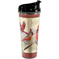 American Expedition Cardinal Vintage Tall Acrylic Tumbler