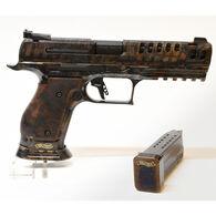 "Walther Meister Manufaktur Q5 Match SF 9mm 5"" 15-Round Pistol"
