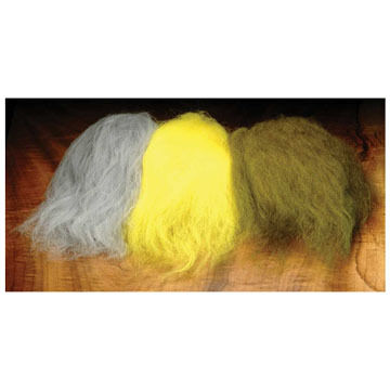 Hareline Icelandic Sheep Hair Fly Tying Material