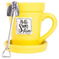 Oak Patch Gifts Hello Sunshine Flower Pot Mug