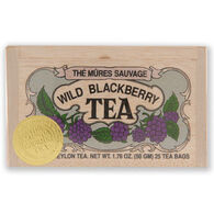Metropolitan Wild Blackberry Tea Soft Wood Chest, 25-Bag