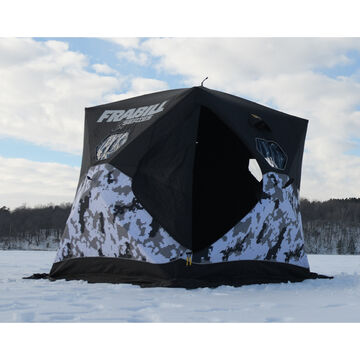 Frabill Bro Series Hub Insulated 3-Person Ice Shelter