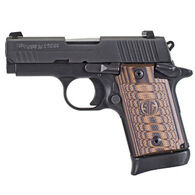 """SIG Sauer P938 Select Micro Compact 9mm 3"""" 7-Round Pistol"""