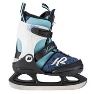 K2 Children's Marlee Adjustable Ice Skate - 18/19 Model