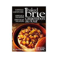 Gourmet Du Village Brie Topping - Apricot & Jalapeno