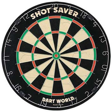 Dart World Shot Saver Dartboard