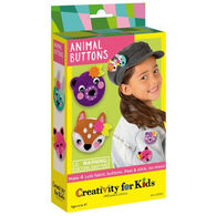 Faber-Castell Animal Buttons Kit