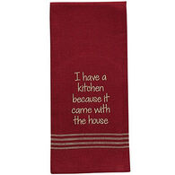 Park Designs I Have A Kitchen Dish Towel