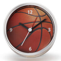 Big Sky Carvers Basketball Clock-n-Can