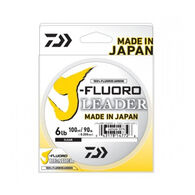 Daiwa J-Fluoro Leader Material - 100 Yards