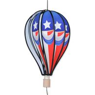 Premier Designs Vintage Patriotic Hot Air Balloon Spinner