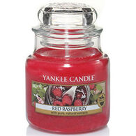 Yankee Candle Small Jar Candle - Red Raspberry