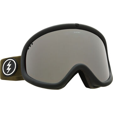 Electric Charger XL Snow Goggle w/ Bonus Lens - 17/18 Model