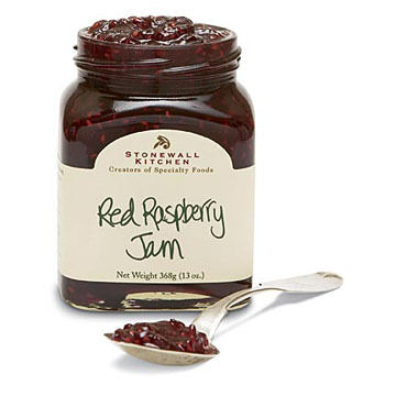 Stonewall Kitchen Red Raspberry Jam, 13 oz.